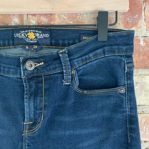 Lucky Brand Jeans, size 8